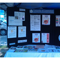 Nutrition Outreach at Danbury Farmer's Market