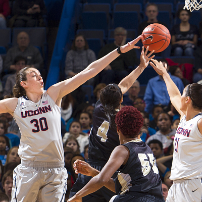 UConn Women's Basketball Vs. DePaul